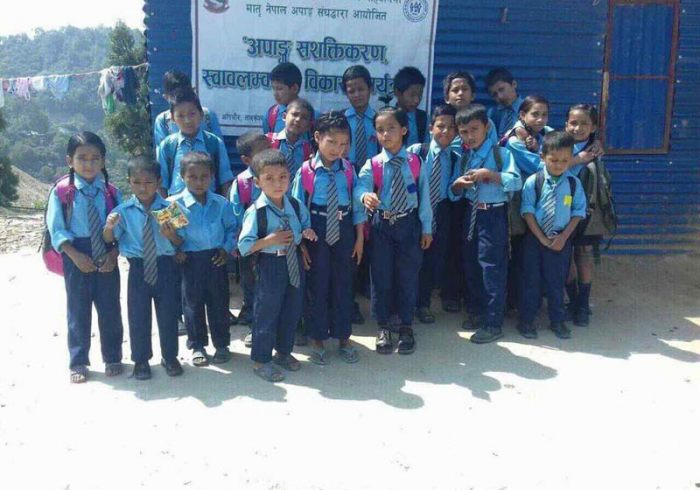 Children's Education Fund – A Himalayan Hands Signature Project