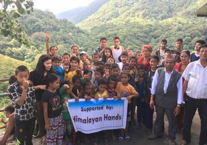 Water Projects – A Himalayan Hands Signature Project